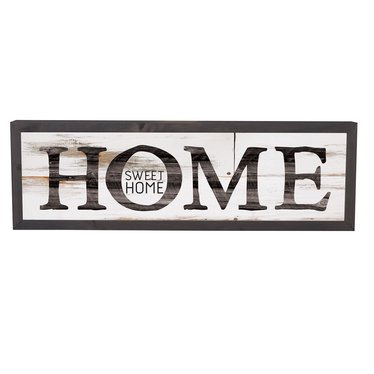Home Sweet Home Farmhouse Frame