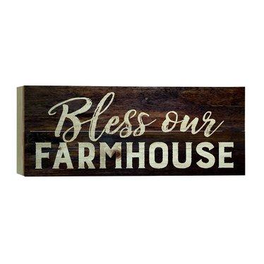 Bless Our Farmhouse Boxed Pallet