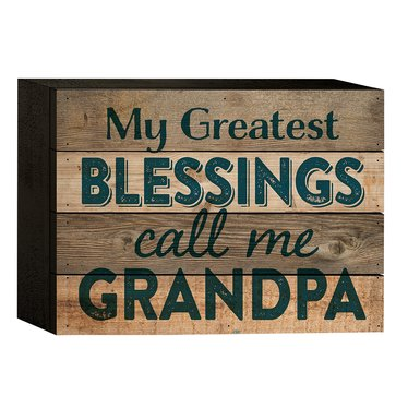 Grandpa Boxed Pallet