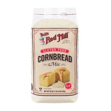 Gluten-Free Cornbread Mix