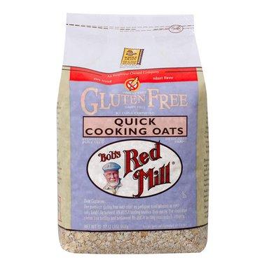 Gluten-Free Quick Cooking Oats