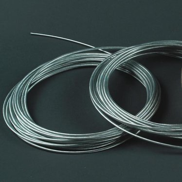 19-Strand Galvanized Wire Clothesline Cable - Pack of 2