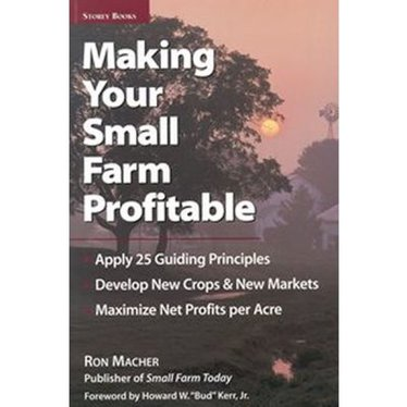 Making Your Small Farm Profitable Book