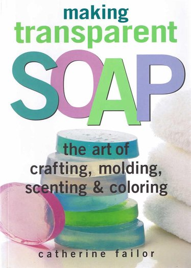 Making Transparent Soap Book