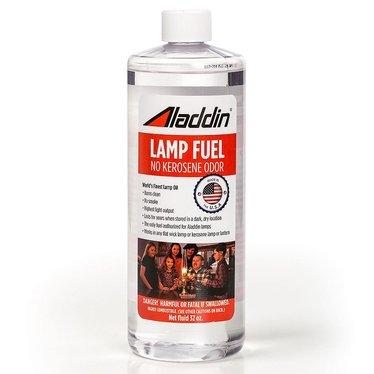 Genuine Aladdin Lamp Oil   32 Oz Bottle