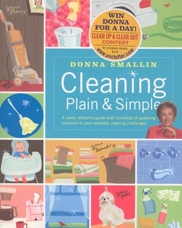 Cleaning Plain and Simple Book