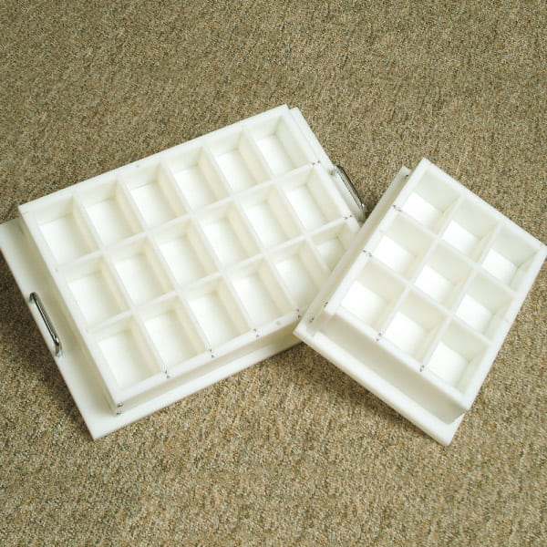 Time-Saving Plastic Soap Molds