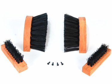 Replacement Nylon Brushes for Scrusher Shoe Cleaner