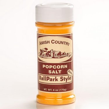 Yellow Ballpark Popcorn Salt - 6 oz.