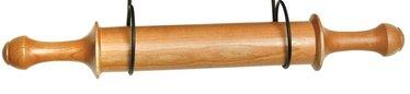Hardwood Biscuit Rolling Pin