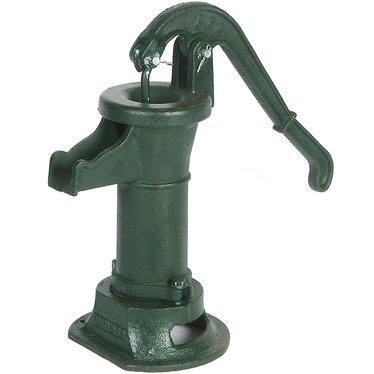 Green Hand Cistern Pump