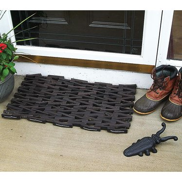 Recycled Tire Doormat