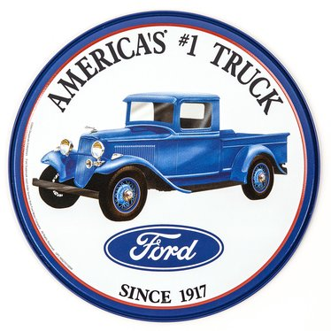 Ford Trucks Sign