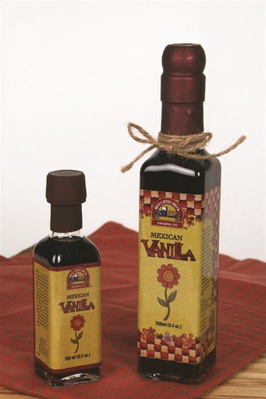Traditional Mexican Vanilla