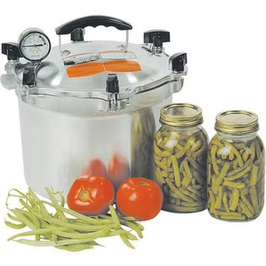 Parts for High-Quality Pressure Canners/Cookers