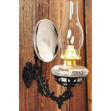 Victorian Oil Lamp Systems