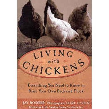 Living with Chickens Book