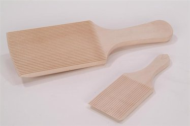Grooved Butter Paddle