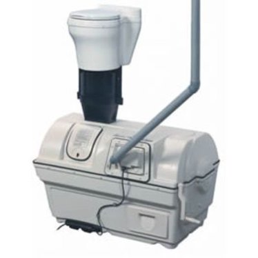Centrex 2000 Air-Flow Toilet Composting System