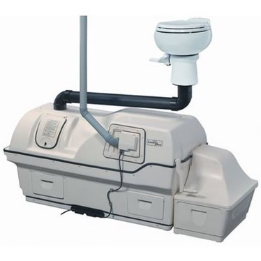 Centrex 3000 Composting Toilet System