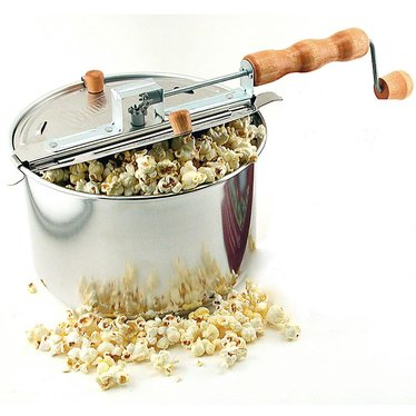 Huge 6 Qt Popcorn Popper