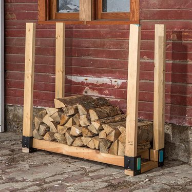 Log Stacker Brackets