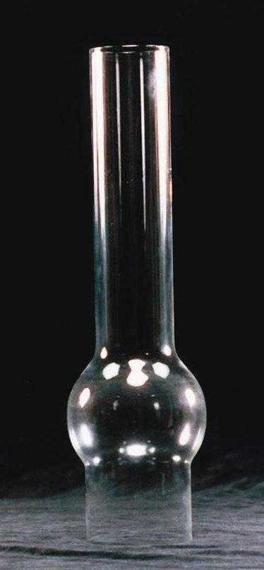 "Matador Oil Lamp Chimney - 2-5/8"" base"