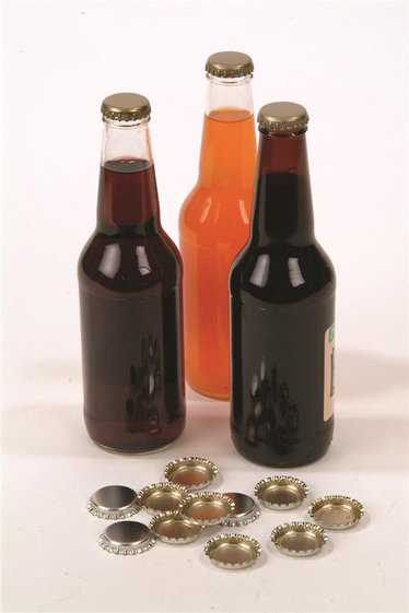 Metal Soda/Pop Bottle Caps