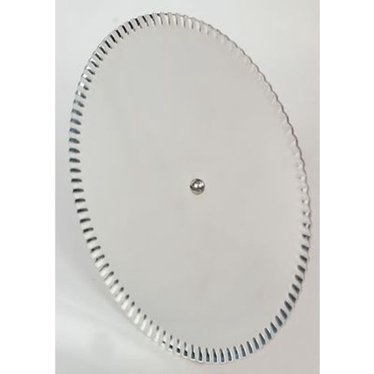 Stainless Steel Reflector for Oil Lamp