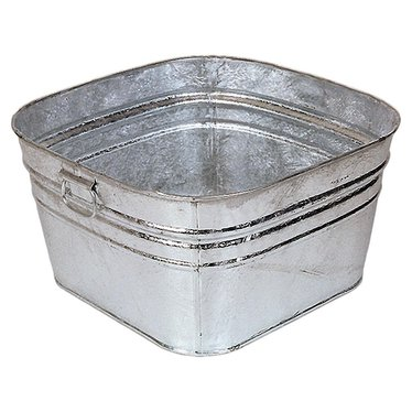 Galvanized Wash Tubs