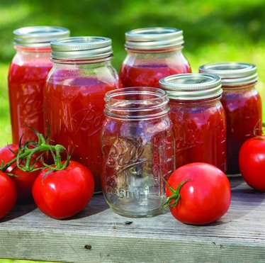 Regular-Mouth Ball Canning Jars
