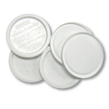 Wide Mouth Plastic Storage Lid
