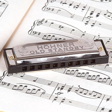 "Hohner ""Old Standby"" Harmonica"