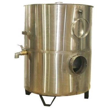 Wood-Fired Water Bath Canner/Cooker