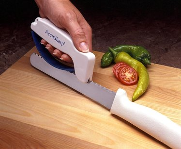 Low Cost Knife Sharpener