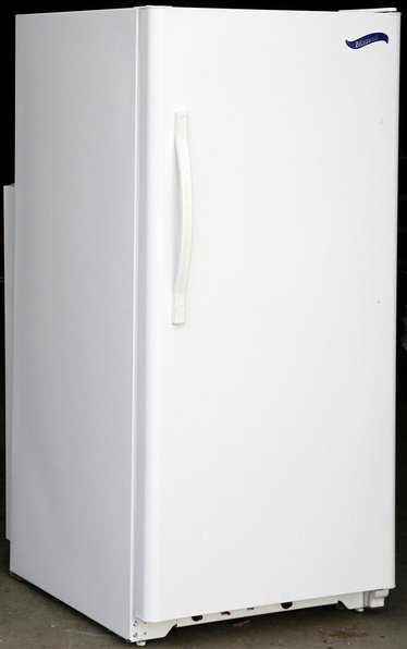Blizzard Upright Gas Freezers - 15 cu ft