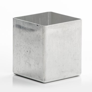 """Square Candle Mold 3"""" x 3"""" x 3 1/2"""""""
