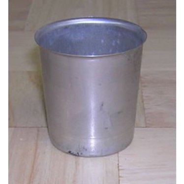 Metal Seamless Votive Candle Mold