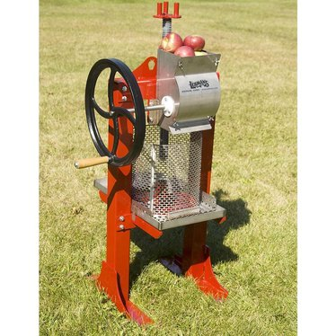 Cider Press For Sale >> Lehman S Stainless Steel Cider Press Fruit Presses Lehman S