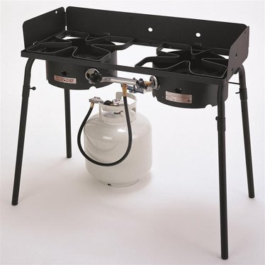 High-Output LP Cookers
