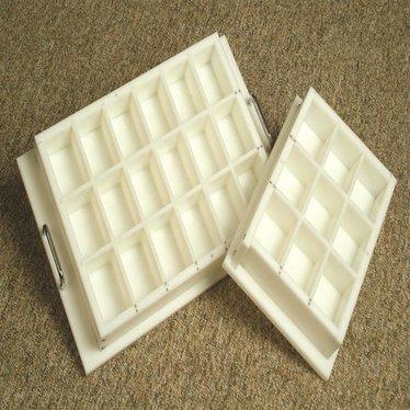 Time-Saving Plastic Soap Molds