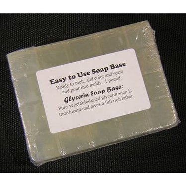 Pure Glycerin Bar Soap