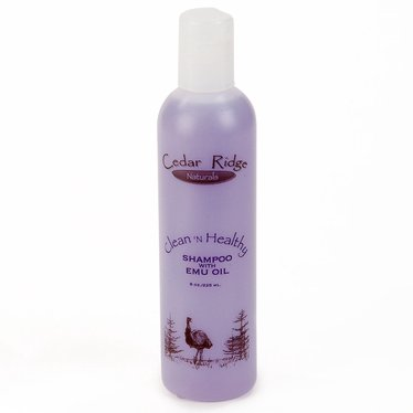 Shampoo with Pure Emu Oil