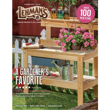 Lehman's Catalog - Canada