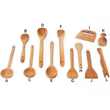 Lehman's Wooden Spoons and Utensils