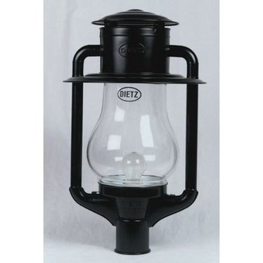 Replacement Globes for Dietz Electric Pioneer Pole Lamp