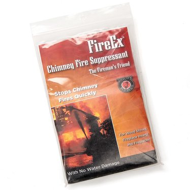 FireEx Chimney Fire Suppressant