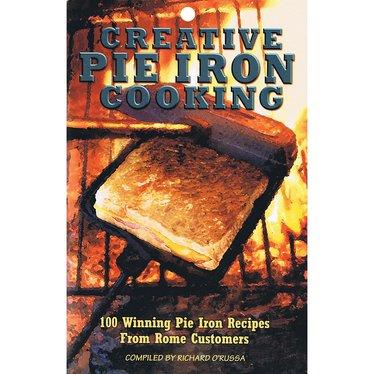 Creative pie iron cooking book cookbooks lehmans creative pie iron cooking book forumfinder Gallery