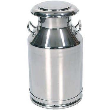 Large Milk Cans