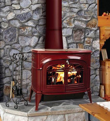 Encore Flex Burn Catalytic/Non-Catalytic Wood Stove - Encore Flex Burn Catalytic/Non-Catalytic Wood Stove, Heatstoves